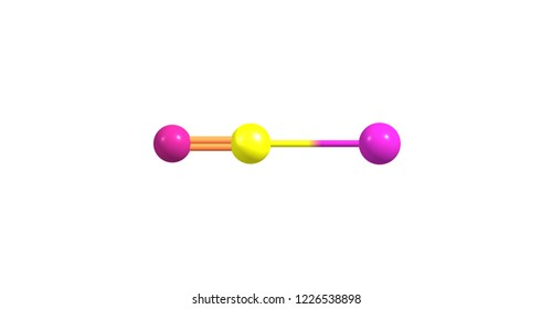 Cyanogen bromide is the inorganic compound. It is a colorless solid that is widely used to modify biopolymers, fragment proteins and peptides. 3d illustration