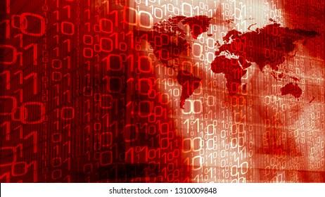 Cyber world warfare threats