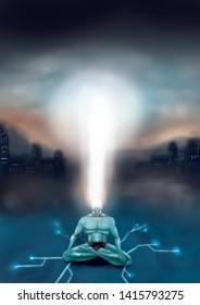 cyberpunk ascent, annihilation of the whole world