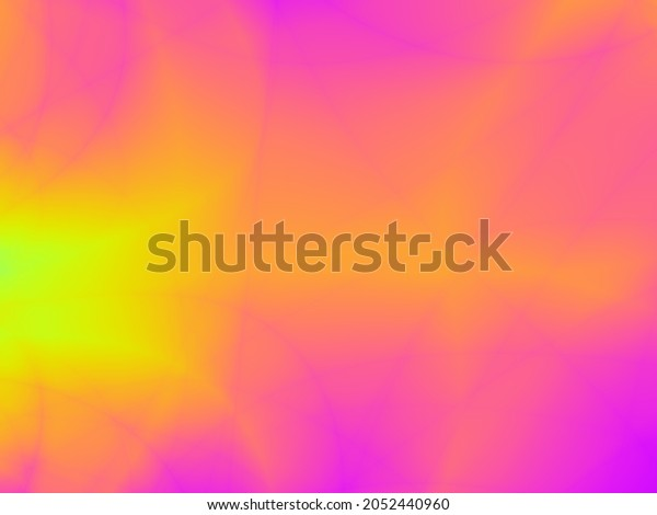 Dance light abstract website illustration colorful background