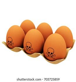 Dangerous eggs