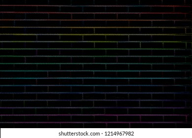 dark abstract background,LGBT flag