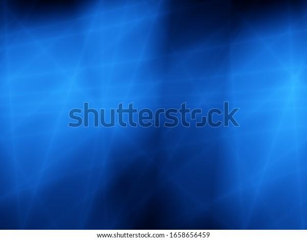 Dark abstract blue art wallpaper technology background