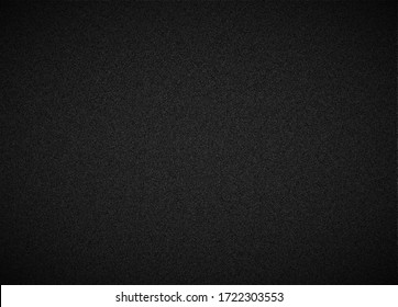 Dark black fabric grid background.Modern abstract texture.