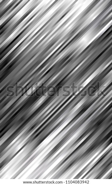 Dark Black vertical template with repeated sticks. Glitter abstract illustration with colored sticks. Smart design for your business advert.
