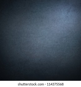 dark blue background with abstract highlight corner and vintage grunge background texture