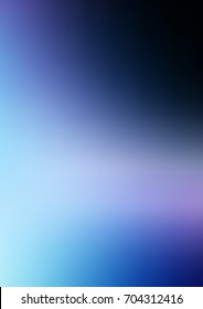 фотообои Dark BLUE blurred bright pattern. Modern geometrical abstract illustration with gradient. The template can be used as a background of a cell phone.