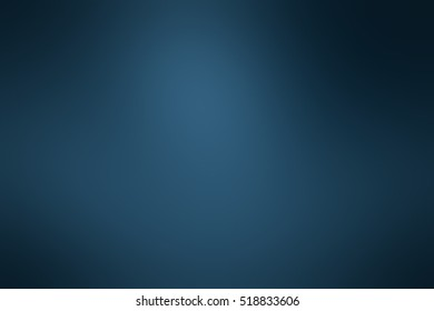 Dark blue brutal blurred texture. Abstract deep background.