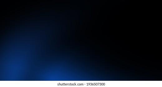 Dark Blue De focused Blurred Motion Abstract Background