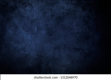 dark blue grungy background