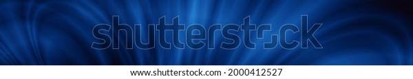 Dark blue illustration abstract header widescreen design