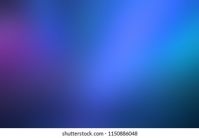 фотообои Dark blue violet purple abstract pattern. Ombre defocused texture. Magical blurred background. Mystery night empty illustration.