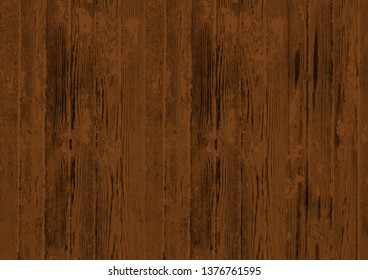 The dark brown wood texture backdrop wall background