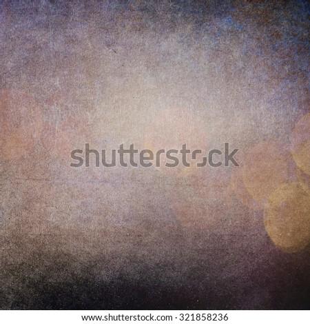 Dark Faded Background Bokeh Lights Stock Illustration 321858236