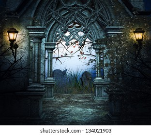 Gothic Background Images Stock Photos Vectors