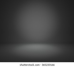 dark gray gradient abstract background rendering for display or montage your products 3d rendering