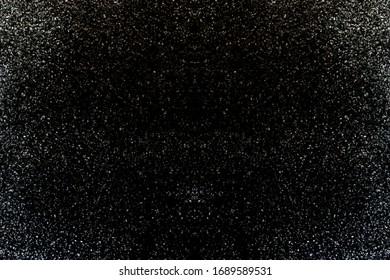 Dark grunge textured wall or Old black background.