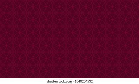 dark maroon back ground with light maroon patterns 4k wallpapper
