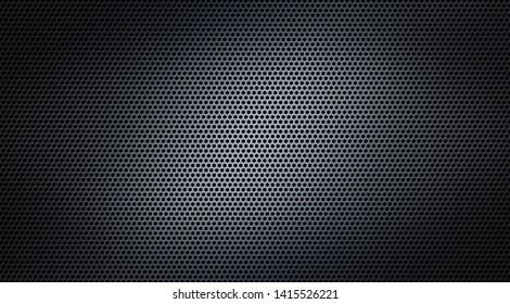 Dark Metal Background Texture Pattern