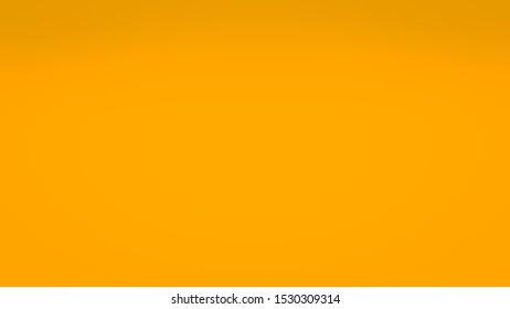 Dark Orange clear waving flag. 3d Dark Orange flag waving. Colorful Orange. Dark Orange HD resolution Background. Clear flag Closeup background Full HD color layout, presentation