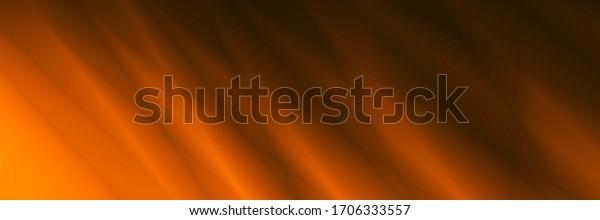 Dark orange curtain art abstract illustration background