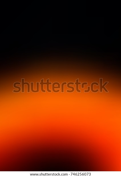 Dark Orange modern elegant pattern. Shining colored illustration in a brand-new style. The blurred design can be used for your web site.