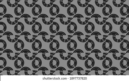 Dark Pattern wall backdrop abstract background