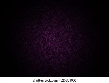 Dark purple fabric background