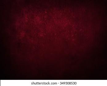 dark red grunge texture or background