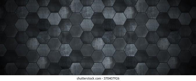 Dark Tiled Background with Spotlight (Website Head)