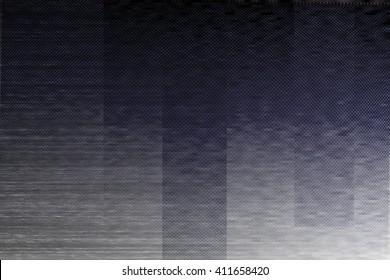 Dark VHS Glitch Texture