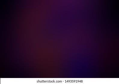 Dark violet brown transition soft background. Smooth blurred texture. Elegant abstract illustration.