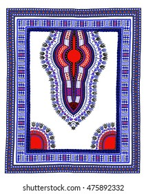 Dashiki African Graphic