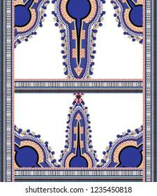 Dashiki Ornamental African Pattern