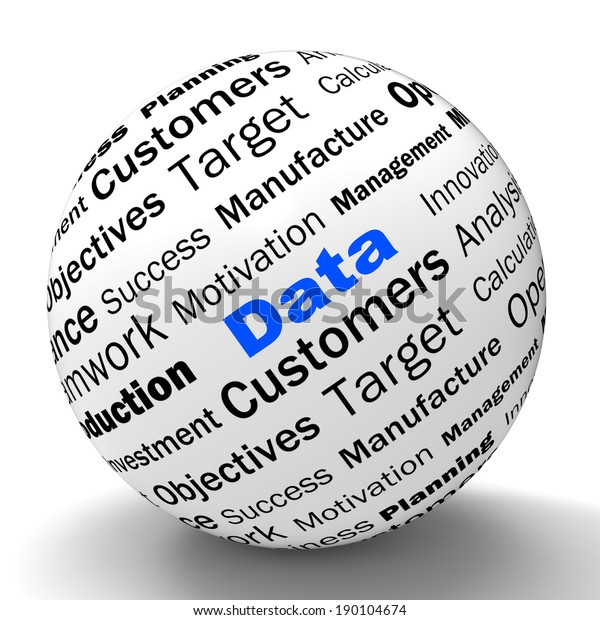 Data Sphere Definition Meaning Digital Information Or Database