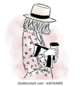 A Day Does not Start Before Coffee