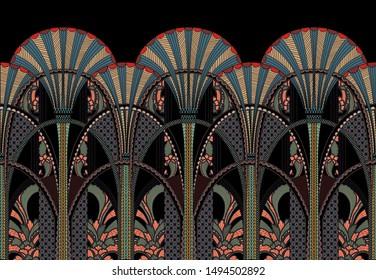 Decorative elegant luxury design.Design for cover, fabric, textile, wrapping paper .