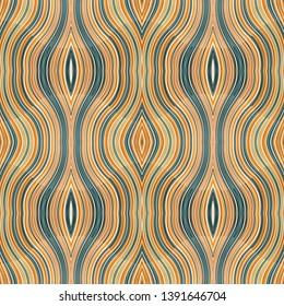 decorative seamless dark khaki, dark slate gray and bronze color background. can be used for fabric, texture, wallpaper or decorative design.