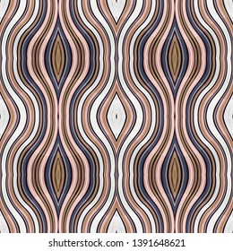 decorative seamless rosy brown, dark slate gray and linen color background. can be used for fabric, texture, wallpaper or decorative design.