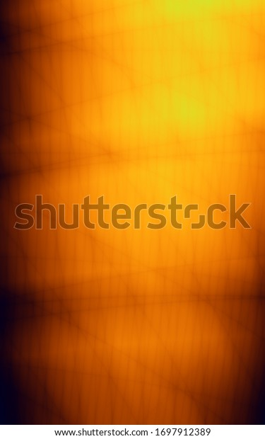 Deep orange art fantasy abstract graphic background