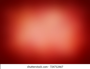 deep red blurred vignette - blood empty background, exquisite watercolor texture