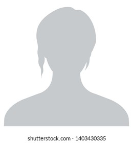 Portrait Silhouette Profile Picture Images, Stock Photos & Vectors