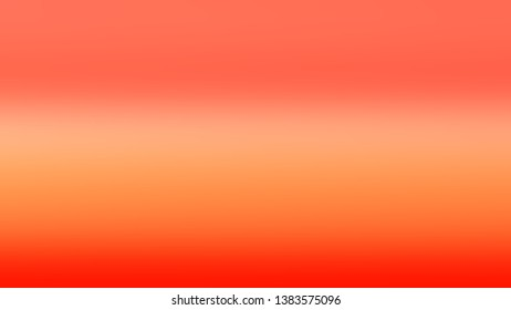 Degrade gradient background with Bittersweet, Tomato color. Wallpapers on the desktop computer.