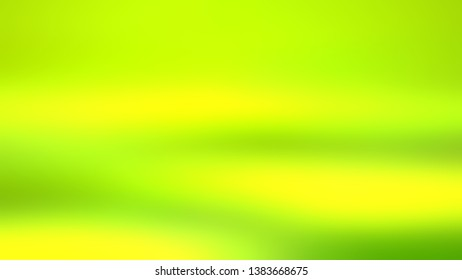 Degrade gradient background with Lime, Green-yellow color. Template for banner or presentation.