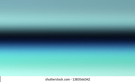 Degrade gradient background with Powder blue, Aquamarine color. Template for canvas or card.
