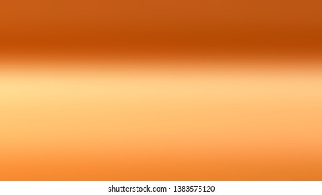 Degrade gradient background with Sandy brown, Sana color. Template for canvas or card.