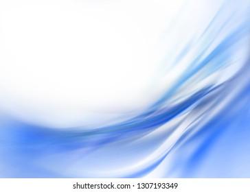 delicateand soft blue background