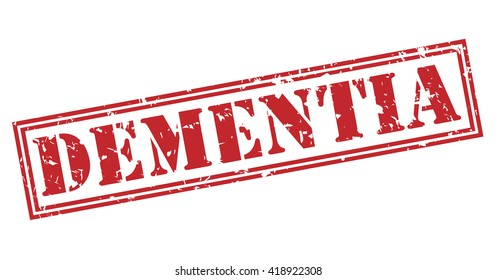 Dementia stamp