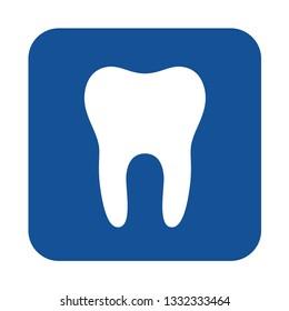 Dental symbol icon