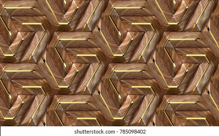 design 3d architectural tiles gold 260nw 785098402